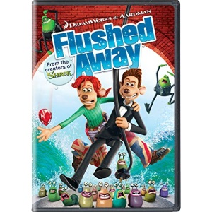 Flushed Away [DVD] [2006] [Region 1] [US Import] [NTSC]