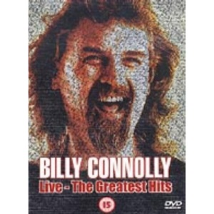 Billy Connolly: Live - The Greatest Hits [DVD]