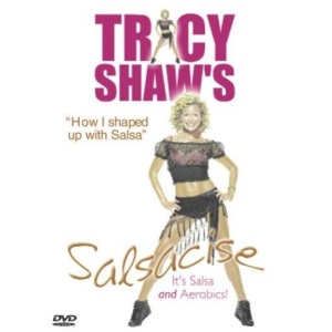 Tracy Shaw - Salsacise [DVD] [2001]