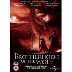 Brotherhood Of The Wolf [DVD] [2001]