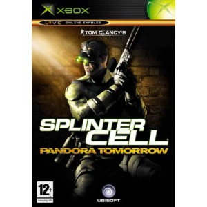 Splinter Cell: Pandora Tomorrow (Xbox)