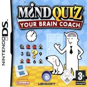 Mind Quiz Your Brain Coach [Nintendo DS]