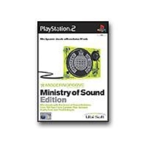 Modern Groove: Ministry of Sound (PS2)