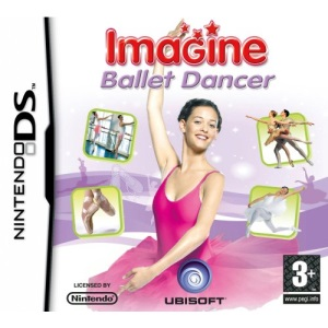Imagine Ballet Dancer (Nintendo DS)