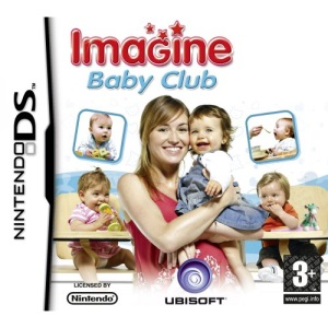 Imagine: Baby Club (Nintendo DS)