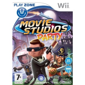 Movie Studios Party (Wii)