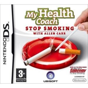 My Health Coach Stop Smoking (Nintendo DS)