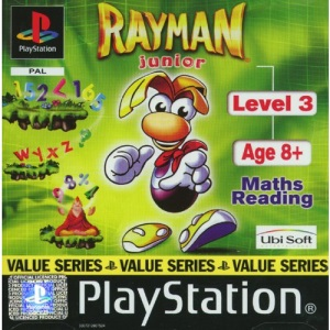 Rayman Junior Range: Stage 3