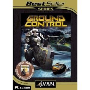 Sierra Best Sellers: Ground Control & Dark Conspiracy (DVD Packaging)