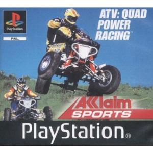 ATV Quad Power Racing (PS)