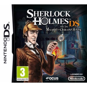 Sherlock Holmes and the Mystery of Osborne House (Nintendo DS)