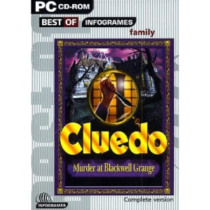 Cluedo: Murder At Blackwell Grange (PC CD)