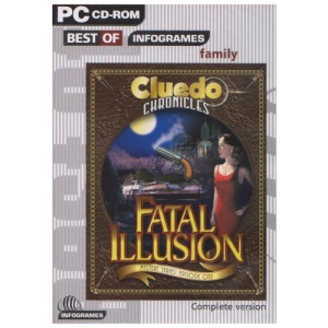 Cluedo Chronicles Fatal Illusion (PC)