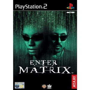 Enter the Matrix (PS2)