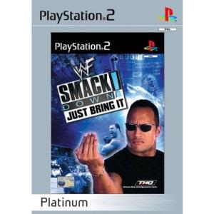 WWF SmackDown: Just Bring It Platinum