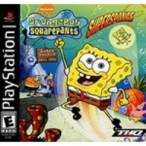 SpongeBob SquarePants: SuperSponge (PS)