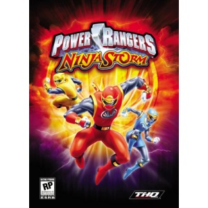 Power Rangers : Ninja Storm (PC)