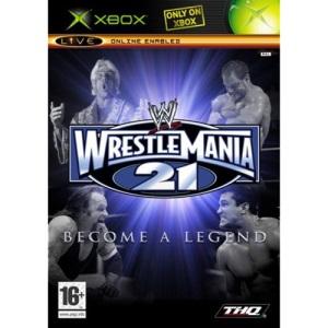 Wrestlemania 21 (Xbox)