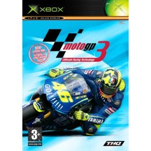 Moto GP Ultimate Racing Technology 3 (Xbox)