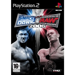 WWE Smackdown! Vs. Raw 2006 (PS2)