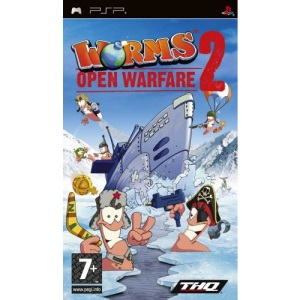 Worms Open Warfare 2 (PSP)