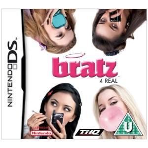 Bratz 4 Real (Nintendo DS)