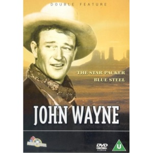 John Wayne - Star Packer/Blue Steel [DVD] [2002]