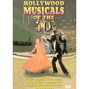 Hollywood Musicals Of The 40's [DVD] [2000]