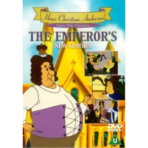 Hans Christian Andersen's Emperor's New Clothes   (Animated) (DVD)