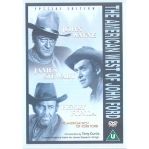 American West Of John Ford, The [DVD] [2002]