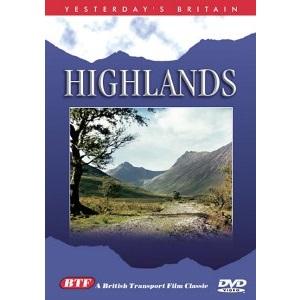 Yesterday's Britain: Highlands [DVD]