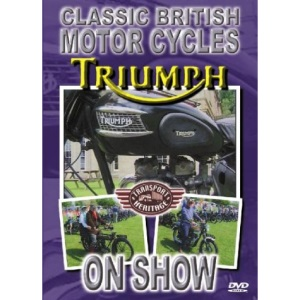 Classic British Motor Cycles - Triumph [2004] [DVD]
