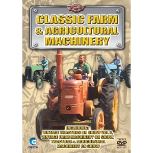 Classic Farm & Agricultural Machinery (3 X Dvd) [2007]