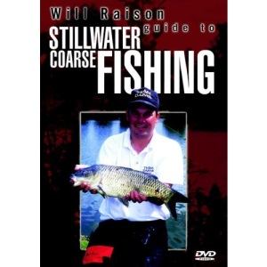 Will Raison - Stillwater Coarse Fishing [DVD] [2005]