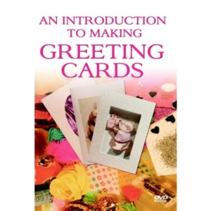 An Introduction To Making Greeting Cards [DVD] [2006]