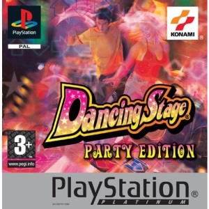 Dancing Stage Party Edition Platinum