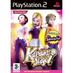 Karaoke Stage [USB Microphone Required] (PS2)