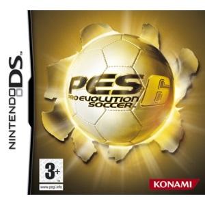 Pro Evolution Soccer 6 (Nintendo DS)