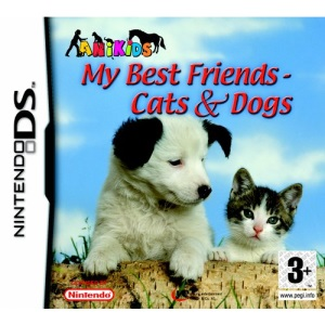 My Best Friends : Cats & Dogs (Nintendo DS)