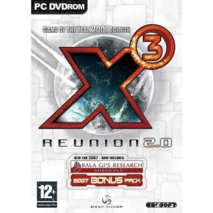 X3 Reunion 2.0 - Game of the Year 2007 Edition (PC DVD)