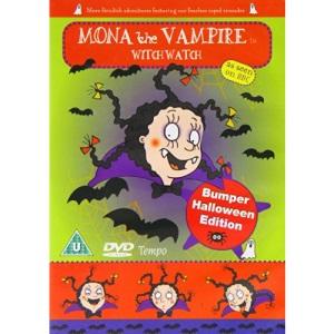 Mona The Vampire - Witch Watch [1999] [DVD]