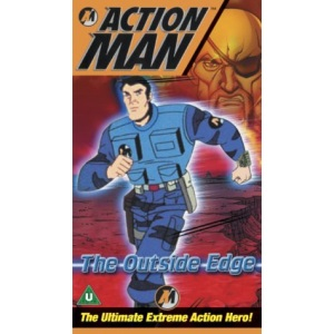 Action Man - The Outside Edge [DVD]