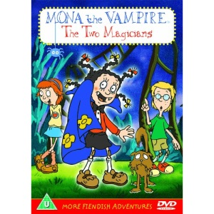 Mona The Vampire - The Two Magicians [1999] [DVD]