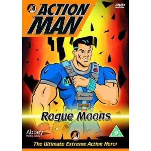 Action Man - Rogue Moons [DVD]