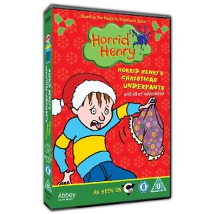 Horrid Henry's Christmas Underpants [DVD]