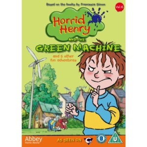 Horrid Henry And The Green Machine [DVD]