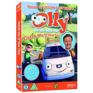 Olly The Little White Van - Catch Me If You Can [DVD]