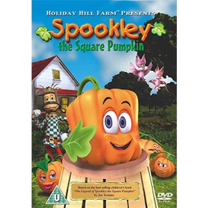 Spookley The Square Pumpkin [DVD]