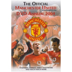 Manchester United - Annual 2004 [DVD]
