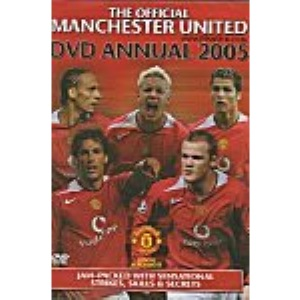 Manchester United: Annual 2005 [DVD]